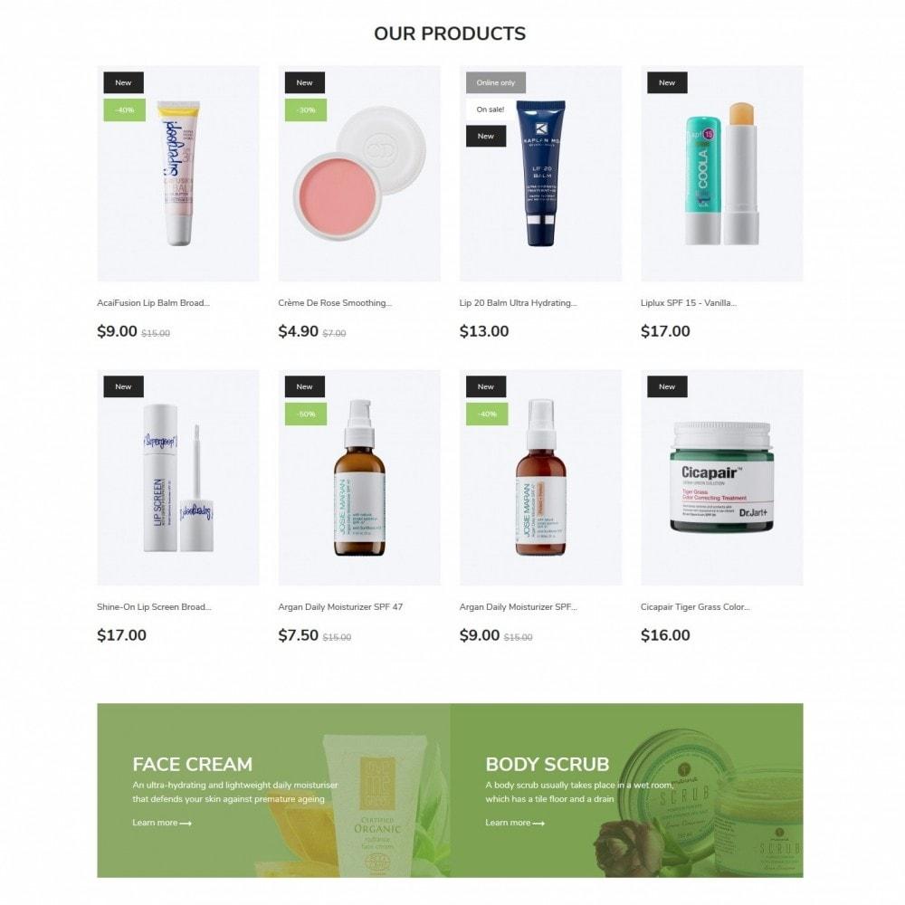 theme - Здоровье и красота - Fiwa Cosmetics - 3