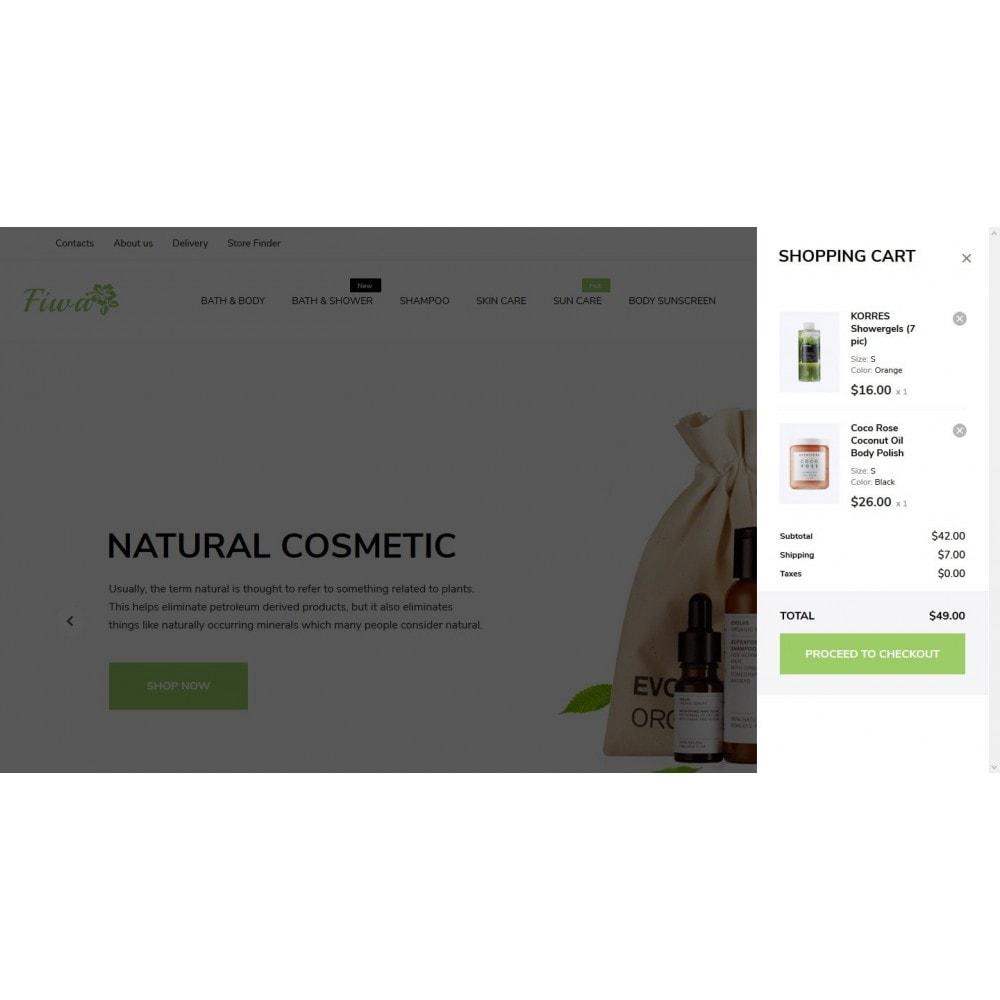 theme - Здоровье и красота - Fiwa Cosmetics - 7