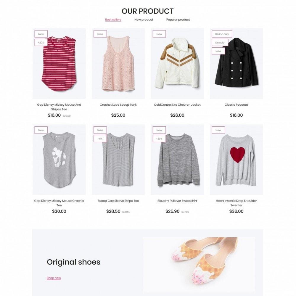 theme - Fashion & Shoes - Coquette Fashion Store - 3