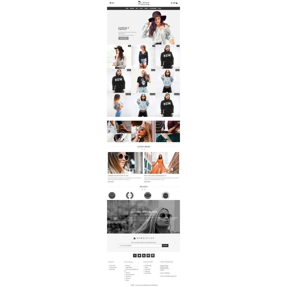 theme - Moda & Obuwie - Modern Fashion - 5