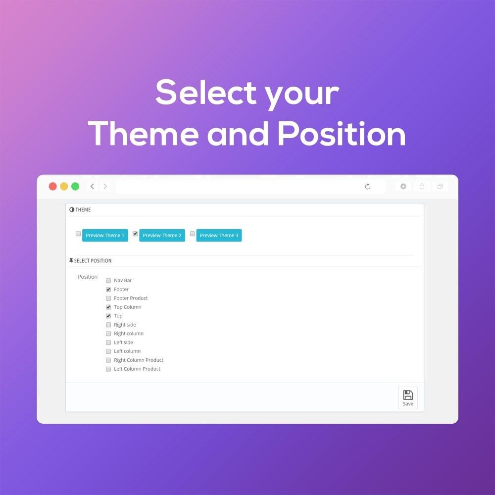 module - Social Widgets - Social Media Buttons (Icons) - 4