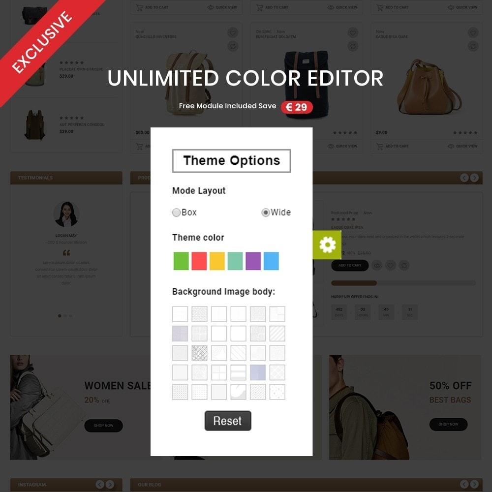 theme - Fashion & Shoes - Bags Craft - Multiporpose Mega Bag Store - 3