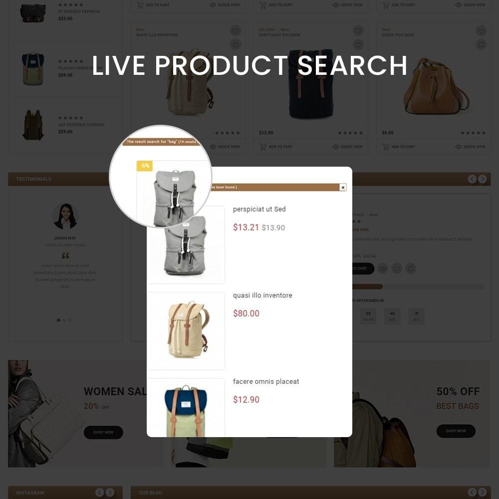 theme - Fashion & Shoes - Bags Craft - Multiporpose Mega Bag Store - 6