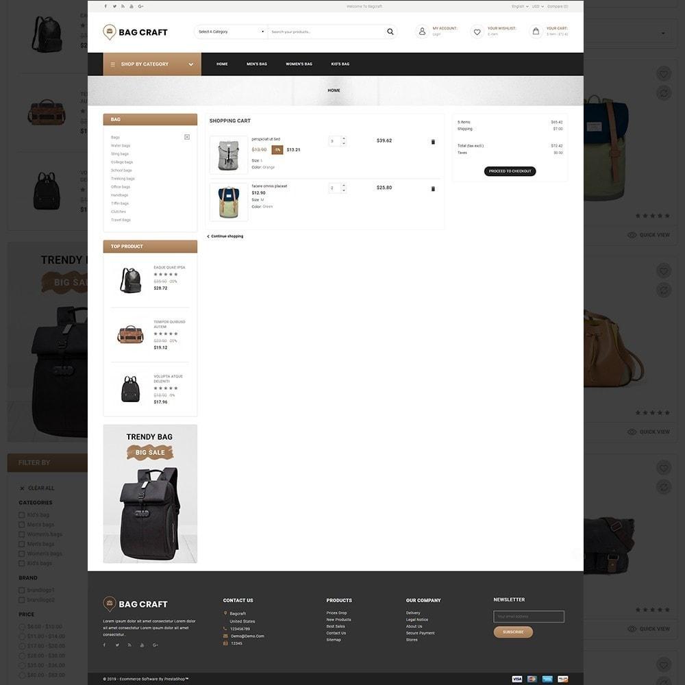 theme - Fashion & Shoes - Bags Craft - Multiporpose Mega Bag Store - 13