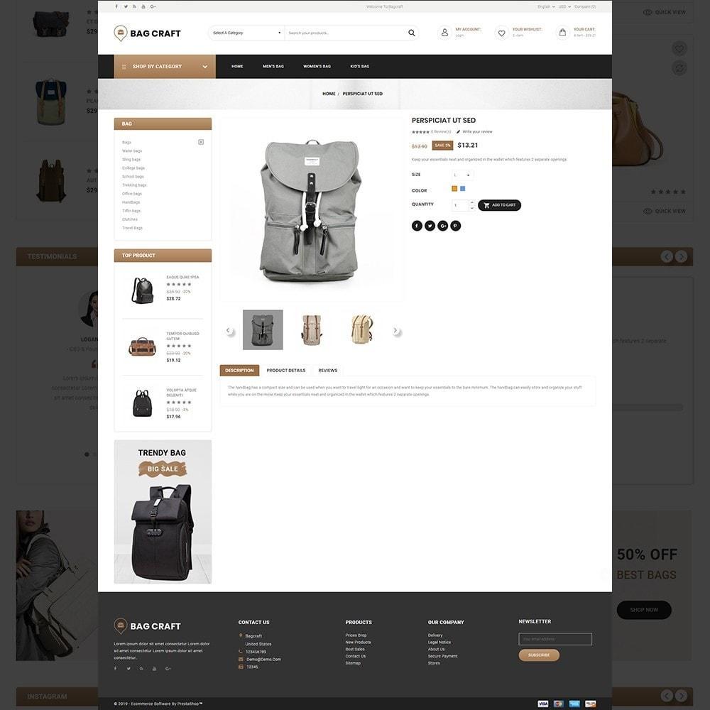 theme - Fashion & Shoes - Bags Craft - Multiporpose Mega Bag Store - 14