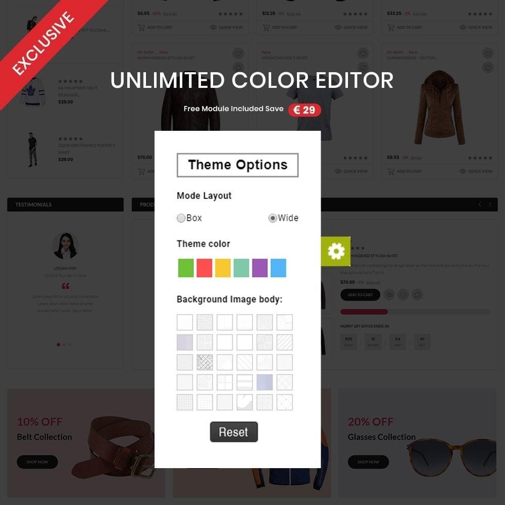 theme - Fashion & Shoes - Fashion Craft - Multipurpose Mega Fashion Store - 3