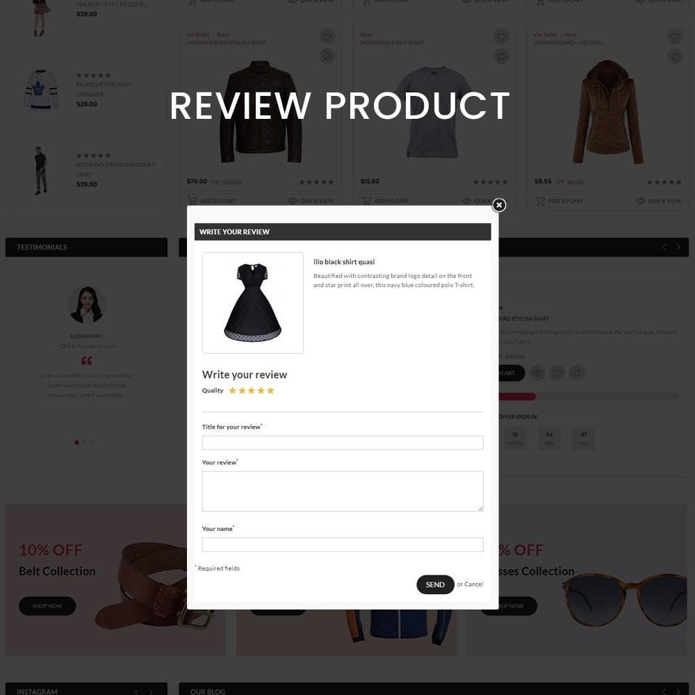 theme - Fashion & Shoes - Fashion Craft - Multipurpose Mega Fashion Store - 7