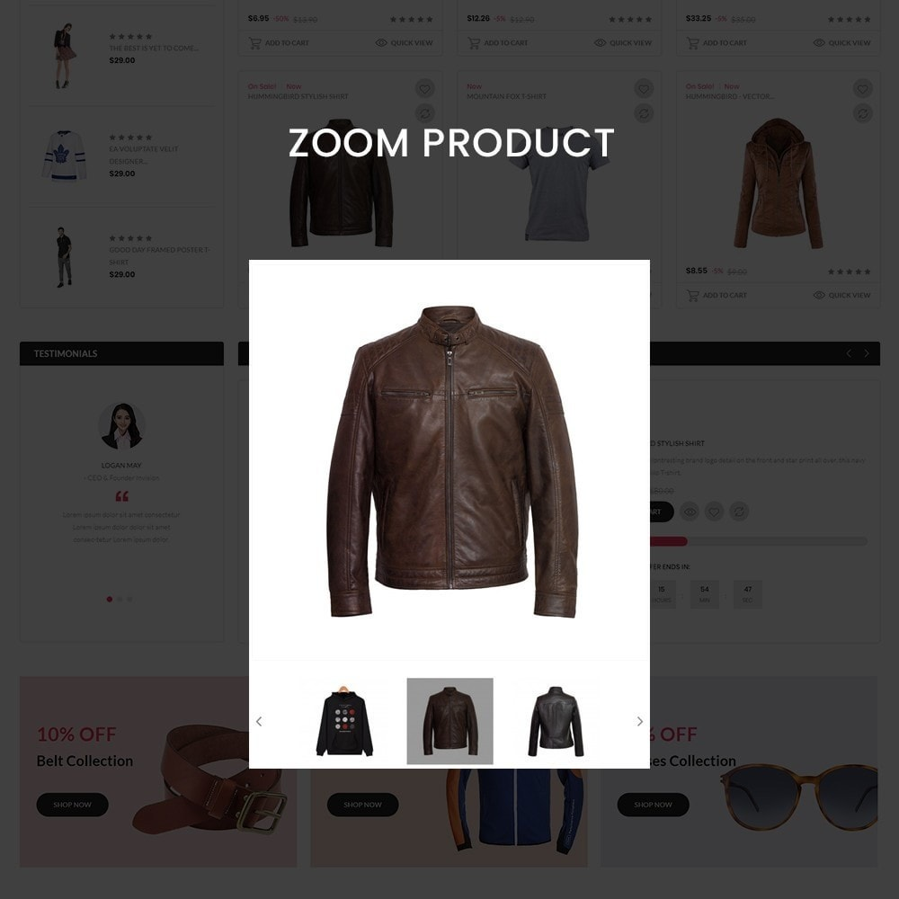 theme - Fashion & Shoes - Fashion Craft - Multipurpose Mega Fashion Store - 9