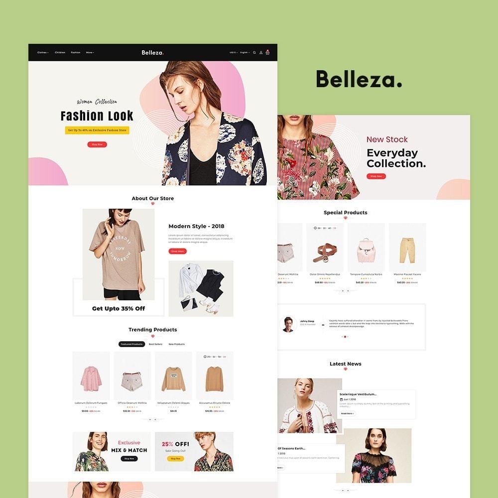 theme - Mode & Schuhe - Belleza - Fashion Apparels - 2