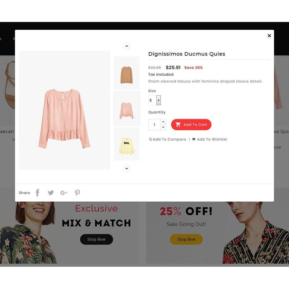 theme - Mode & Schuhe - Belleza - Fashion Apparels - 7