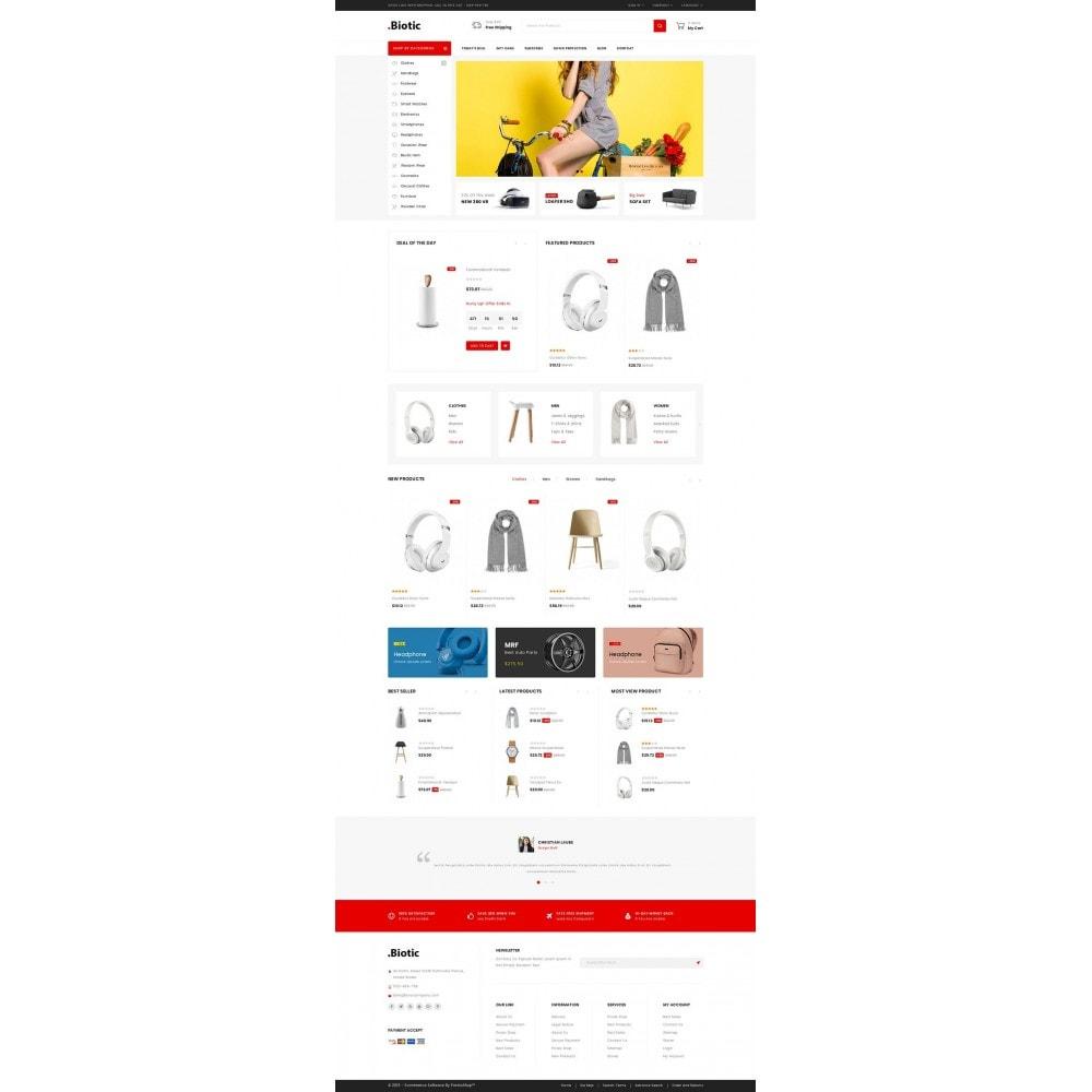 theme - Мода и обувь - Biotic - Multi Purpose Store - 2
