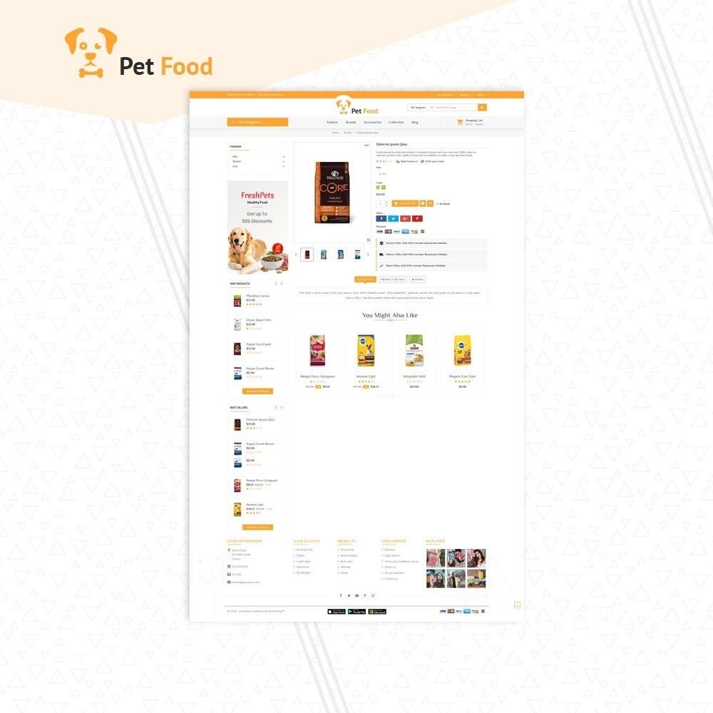 theme - Animais - PetFood - 5