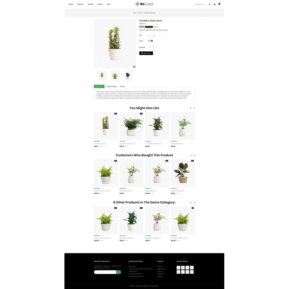theme - Arte e Cultura - Be.Cact - Plant Nursery Store - 4