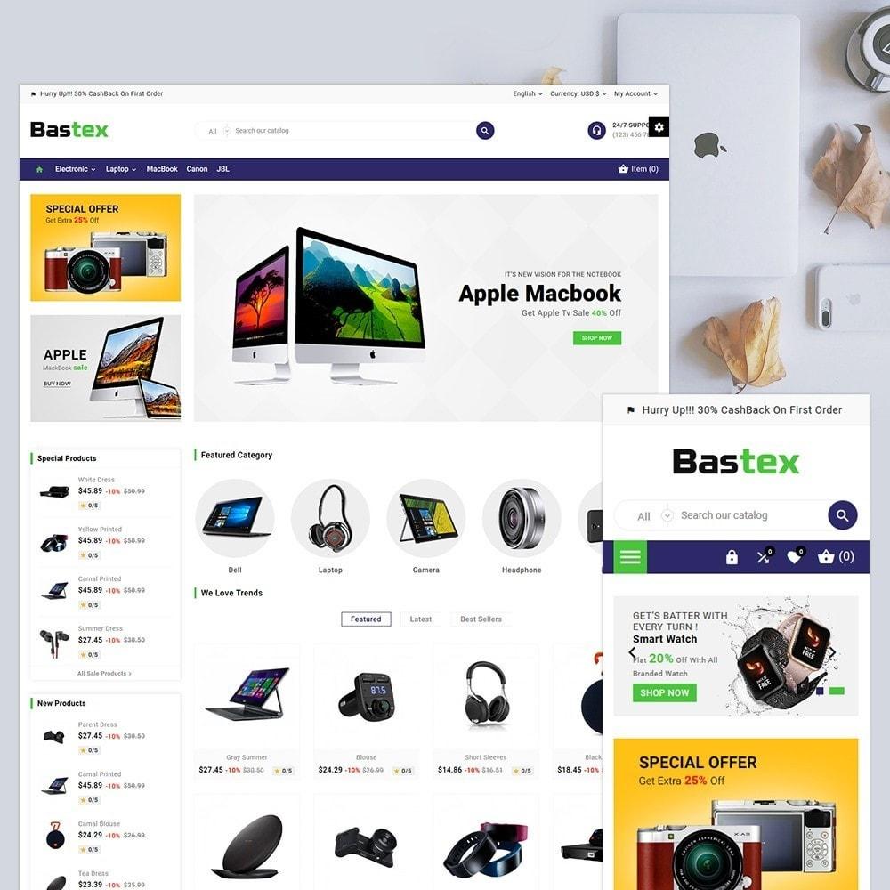 theme - Electronics & Computers - Bastax - Electronic Mega Mart - 2