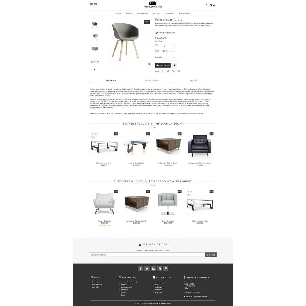 theme - Dom & Ogród - Prestige Furniture - 3
