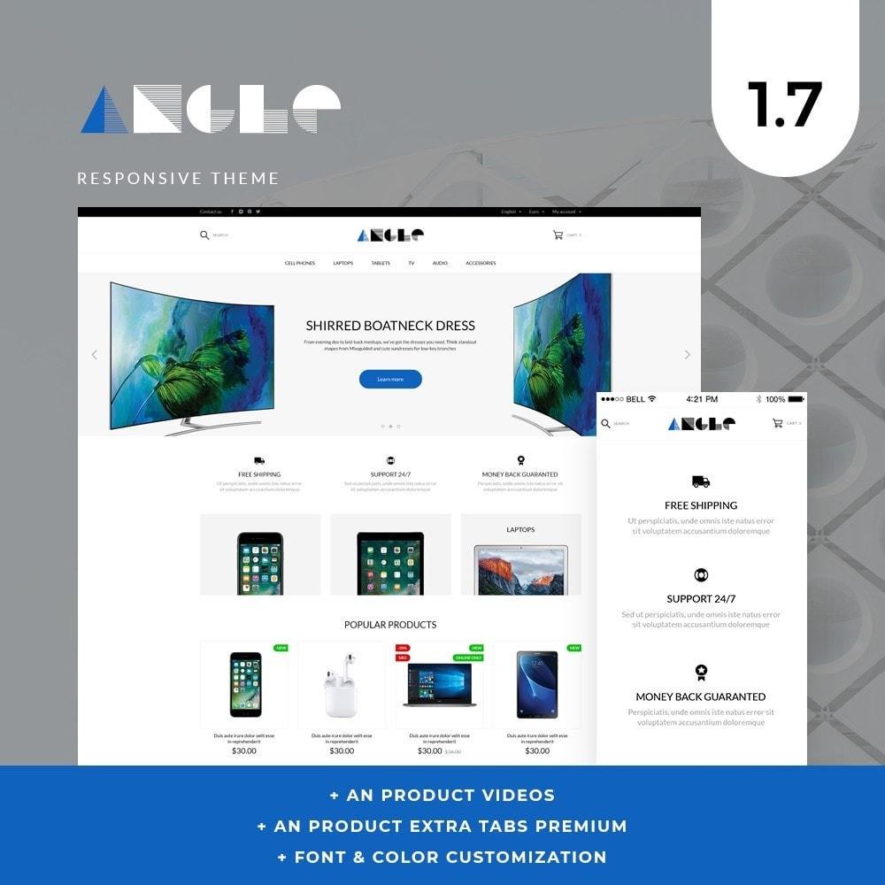 theme - Electronics & Computers - Angle - High-tech Shop - 1