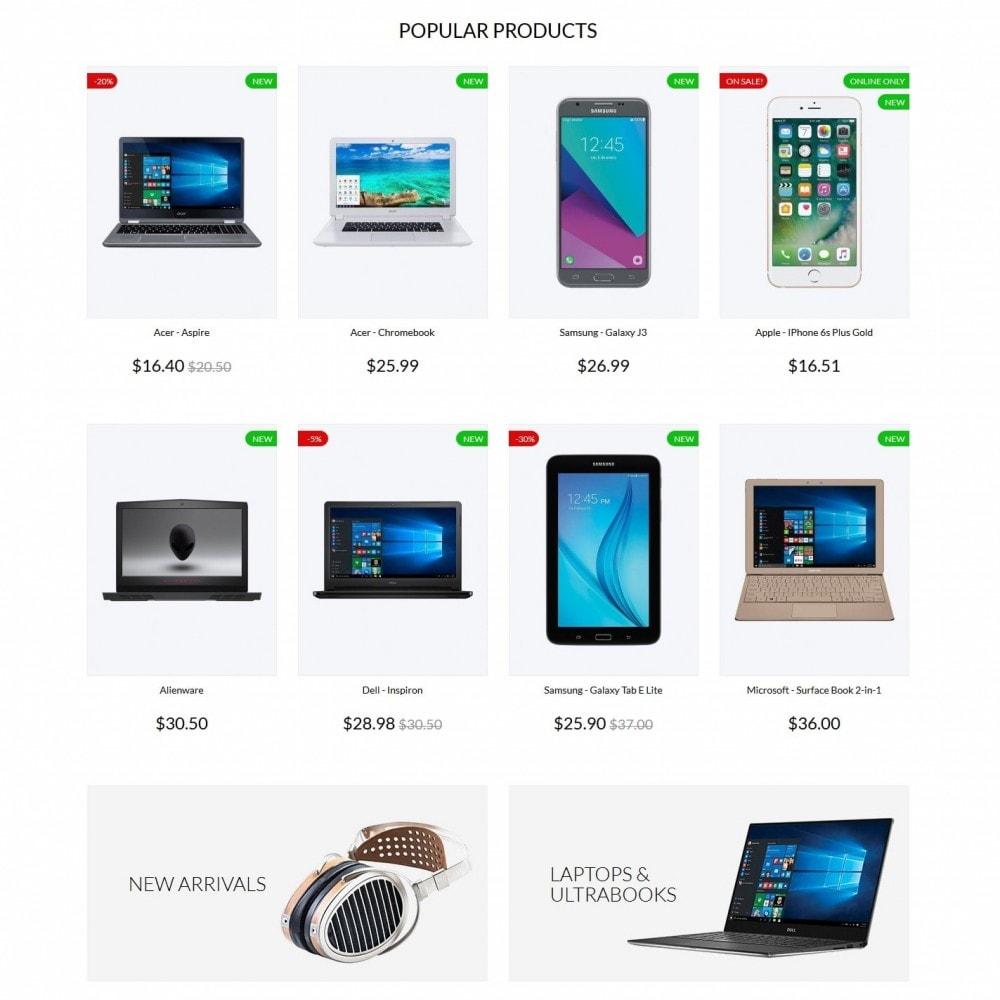 theme - Electronics & Computers - Angle - High-tech Shop - 3