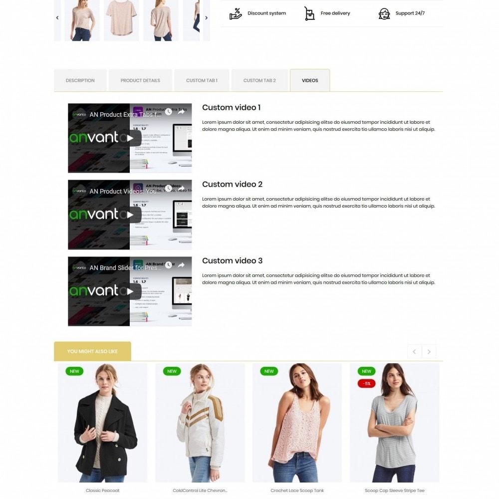 theme - Fashion & Shoes - Leontice Fashion Store - 9