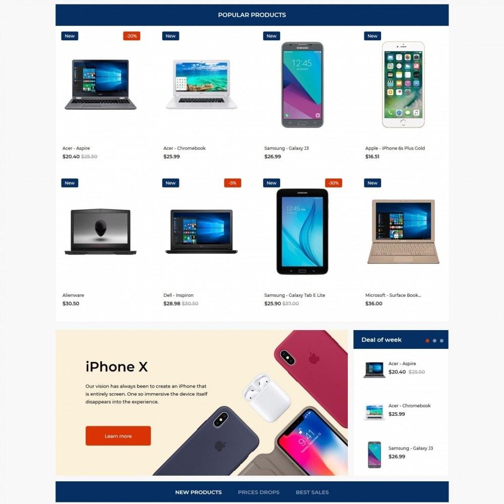 theme - Electronics & Computers - Smartzone - High-tech Shop - 3