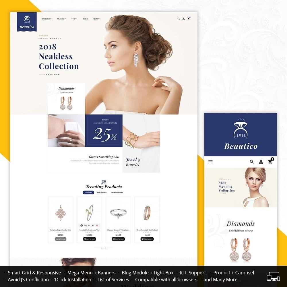 theme - Joalheria & Acessórios - Beautico Jewelry & Imitation - 1