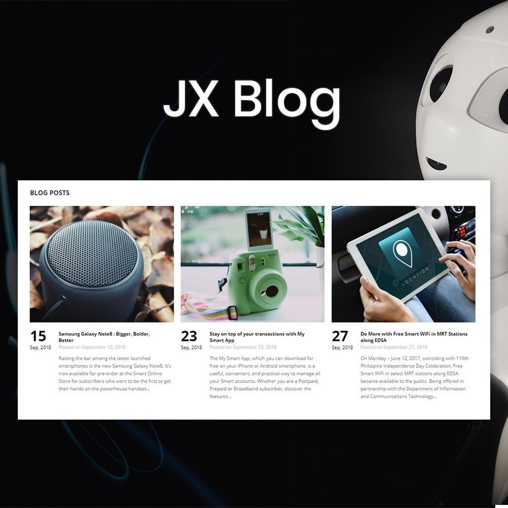 theme - Elettronica & High Tech - IXI - Smart Gadgets Store - 3