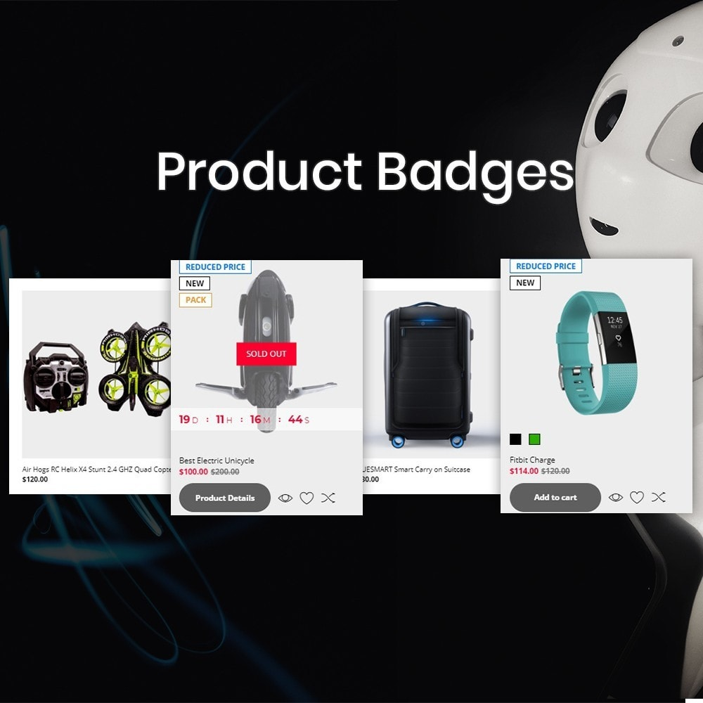 theme - Elettronica & High Tech - IXI - Smart Gadgets Store - 4