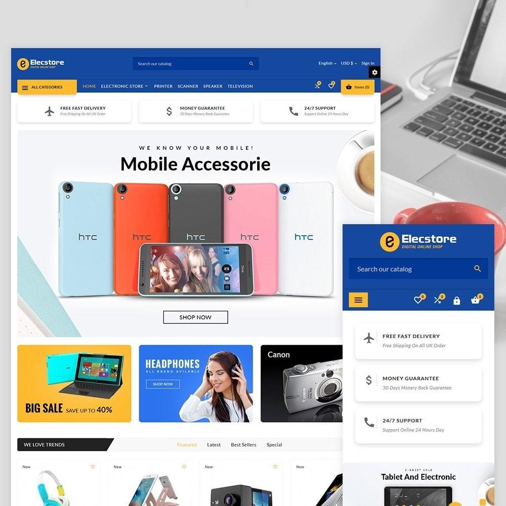 theme - Electronics & Computers - Elec Store Electronic Multipurpose Professional  Store - 2