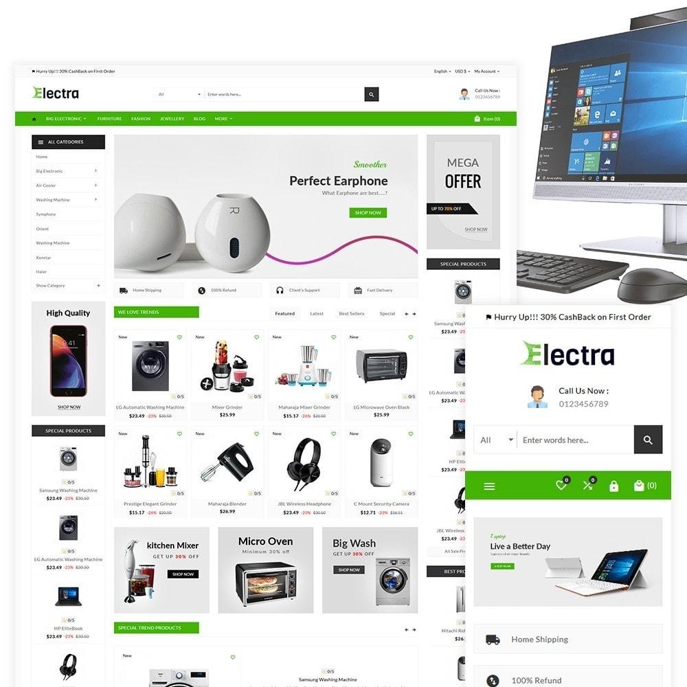 theme - Electronics & Computers - Electra The Big Electronic Store - 2