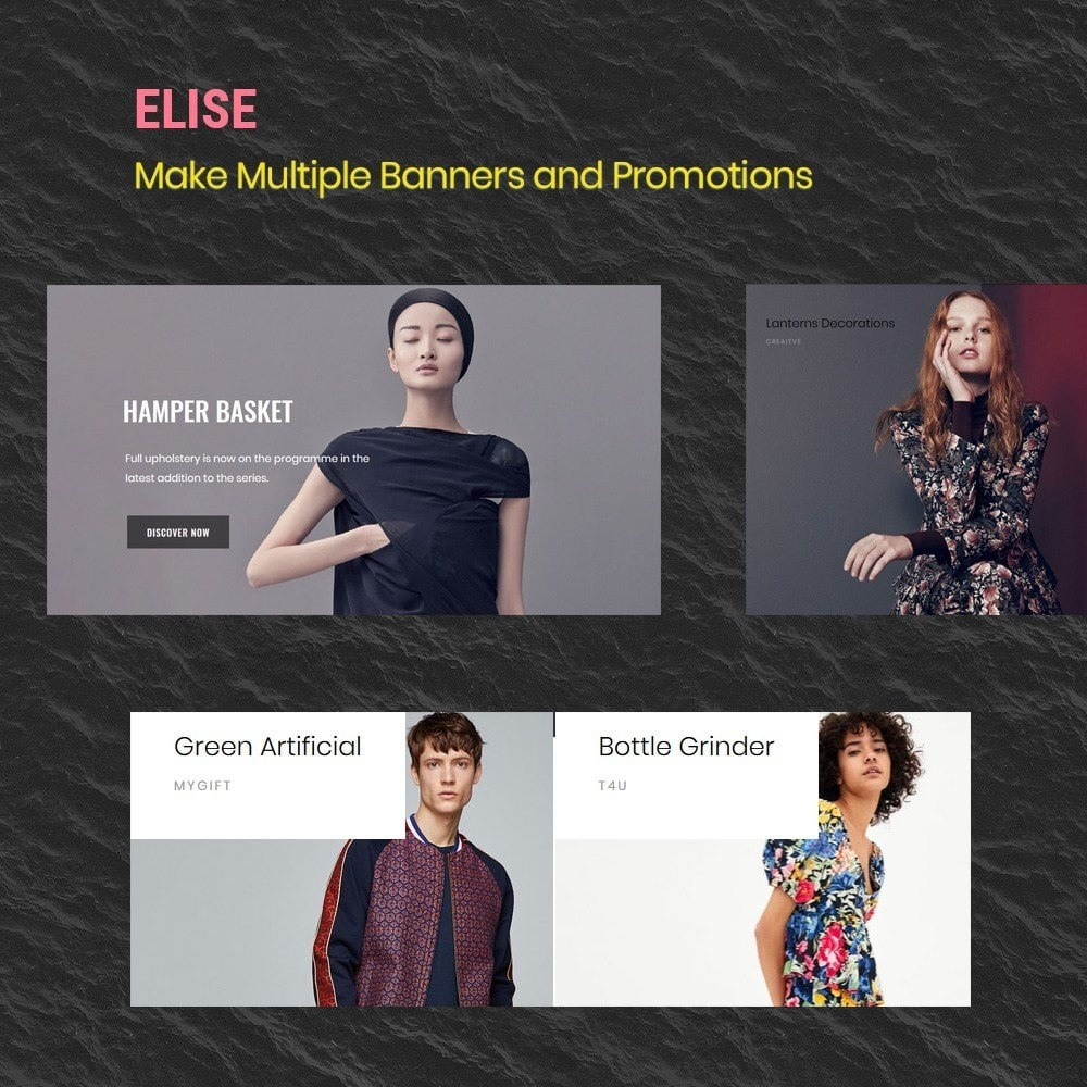 theme - Moda & Obuwie - Elise Fashion & clothing shose trend 2019 - 6