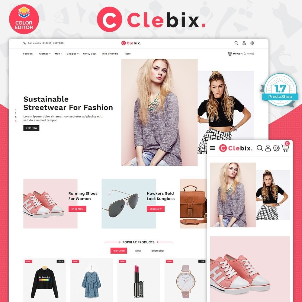 theme - Home & Garden - Caxos - The Fashion Store - 1