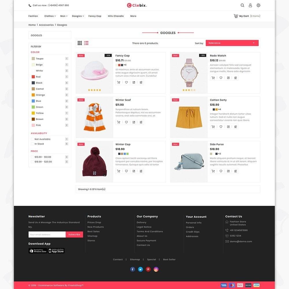 theme - Home & Garden - Caxos - The Fashion Store - 4