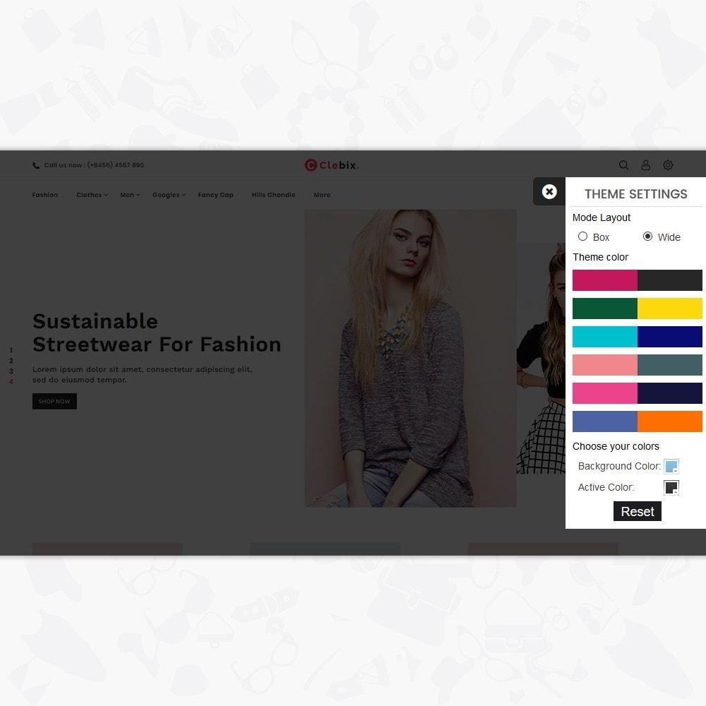 theme - Home & Garden - Caxos - The Fashion Store - 8