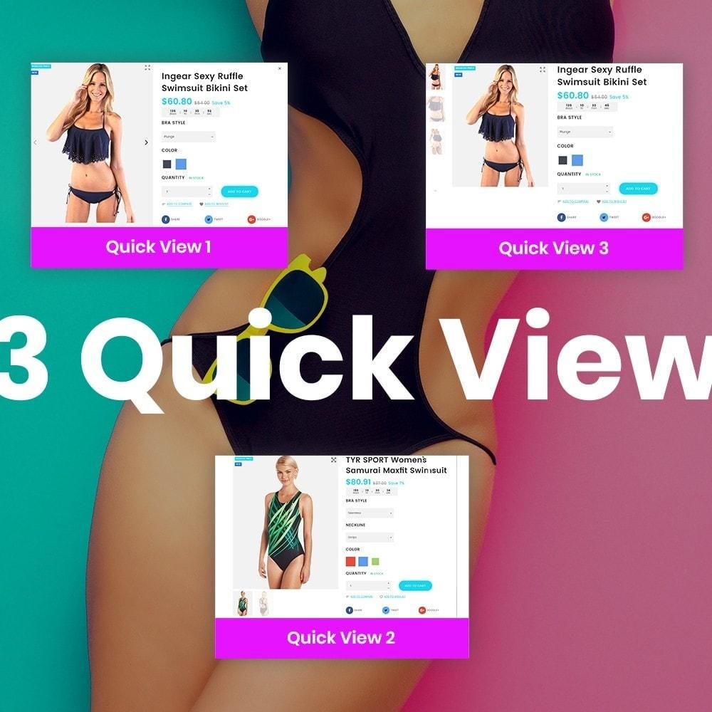 theme - Lingerie & Adulti - Vente - Swimwear Store - 2
