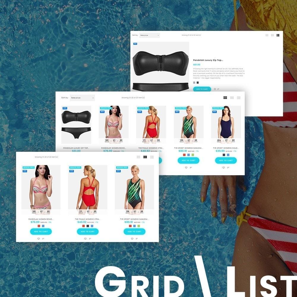theme - Lingerie & Adulti - Vente - Swimwear Store - 4