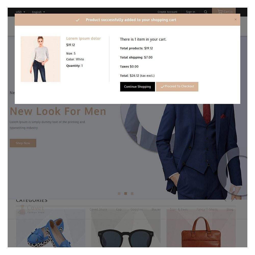 theme - Fashion & Shoes - Covet Fashion Shop - 6