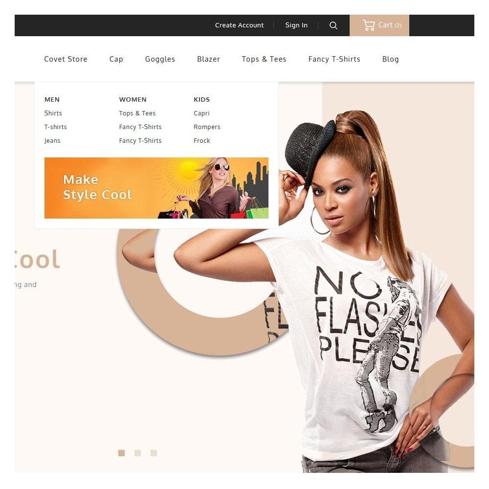 theme - Fashion & Shoes - Covet Fashion Shop - 8