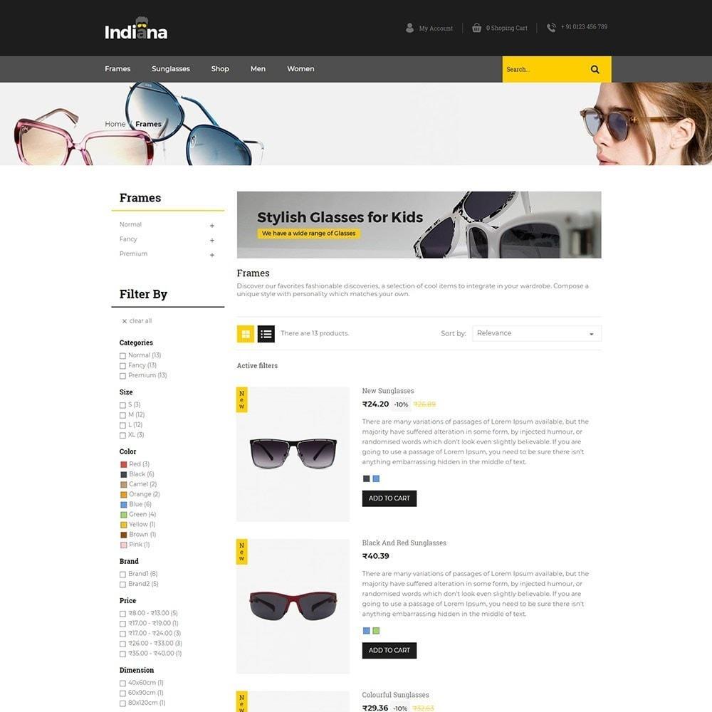 theme - Fashion & Shoes - Women Designer - Fashion Store - 3