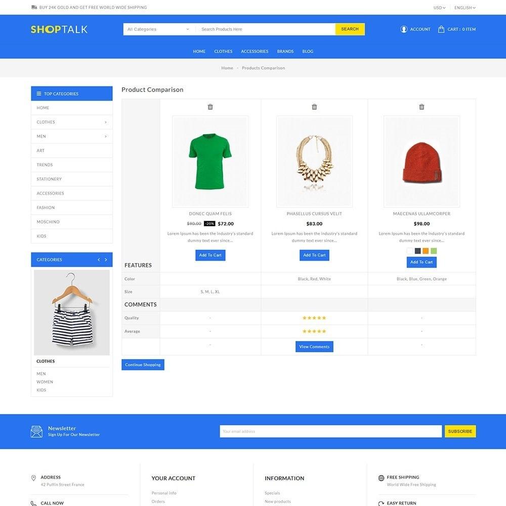 theme - Fashion & Shoes - Shoptalk Fashion Store - 7
