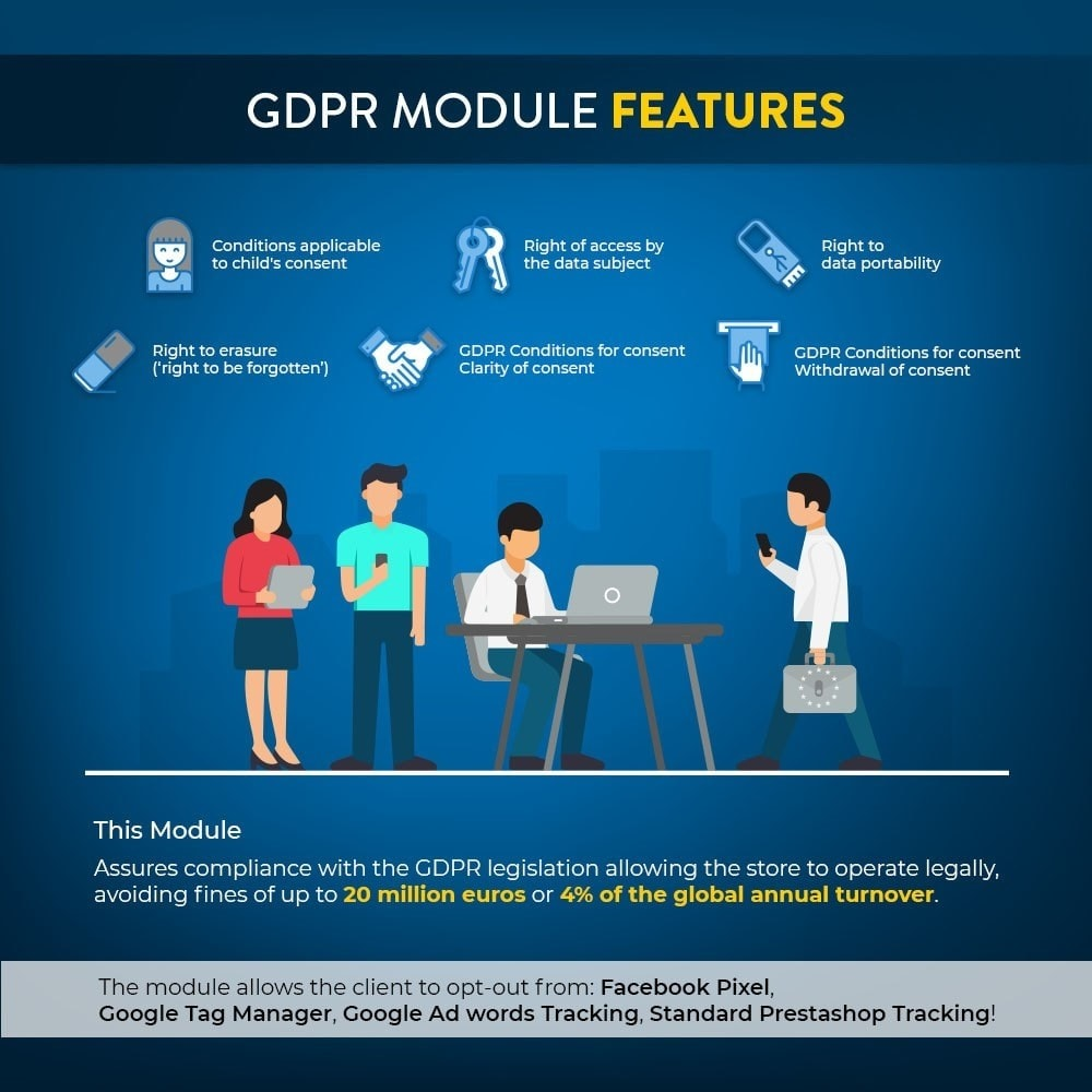 module - Администрация - GDPR Compliance Pro - 2020 Enhanced Edition - 2