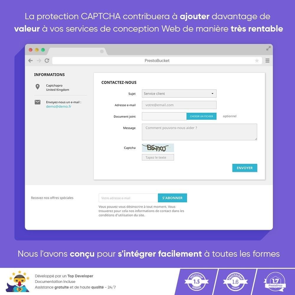 module - Sécurité & Accès - Ultimate Math CAPTCHA / Sécurité anti-spam améliorée - 2