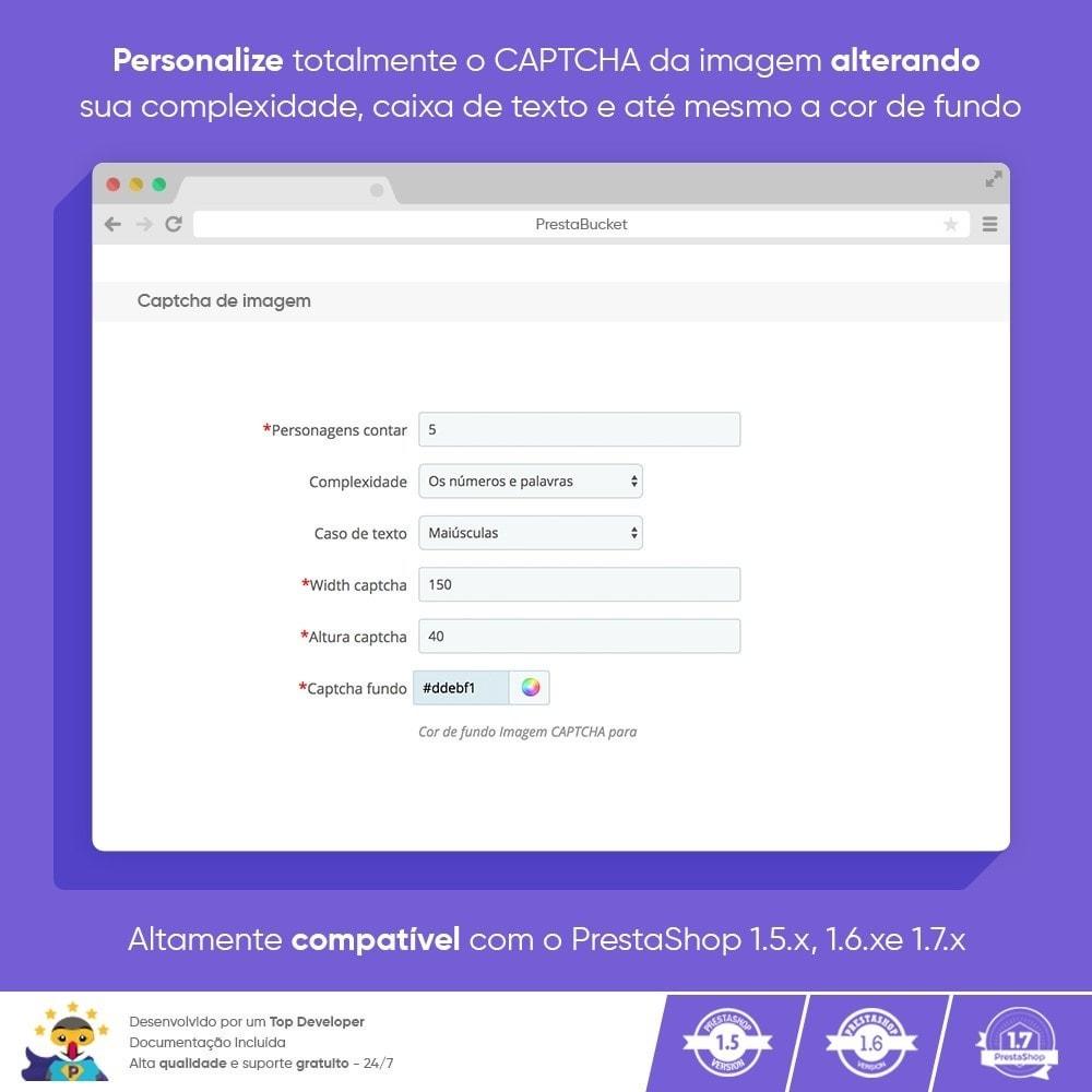 module - Segurança & Acesso - Ultimate Math CAPTCHA / Segurança Anti Spam Aprimorada - 5