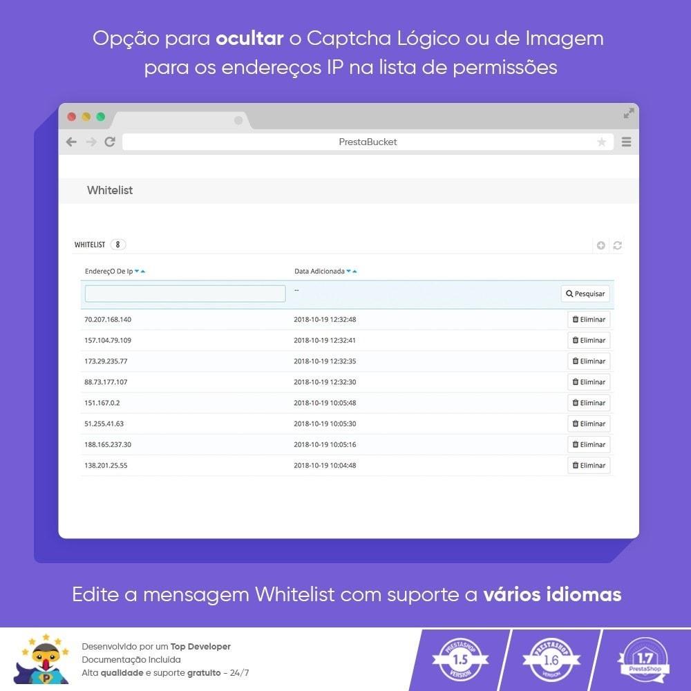 module - Segurança & Acesso - Ultimate Math CAPTCHA / Segurança Anti Spam Aprimorada - 6