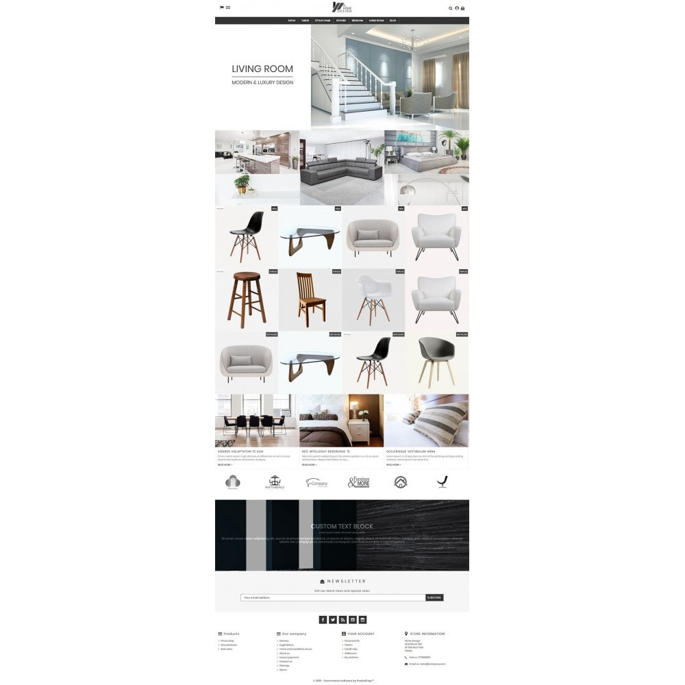 theme - Dom & Ogród - Home Design - 3