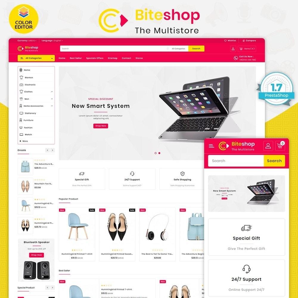 theme - Электроника и компьютеры - BiteShop  - The Multi Store - 1