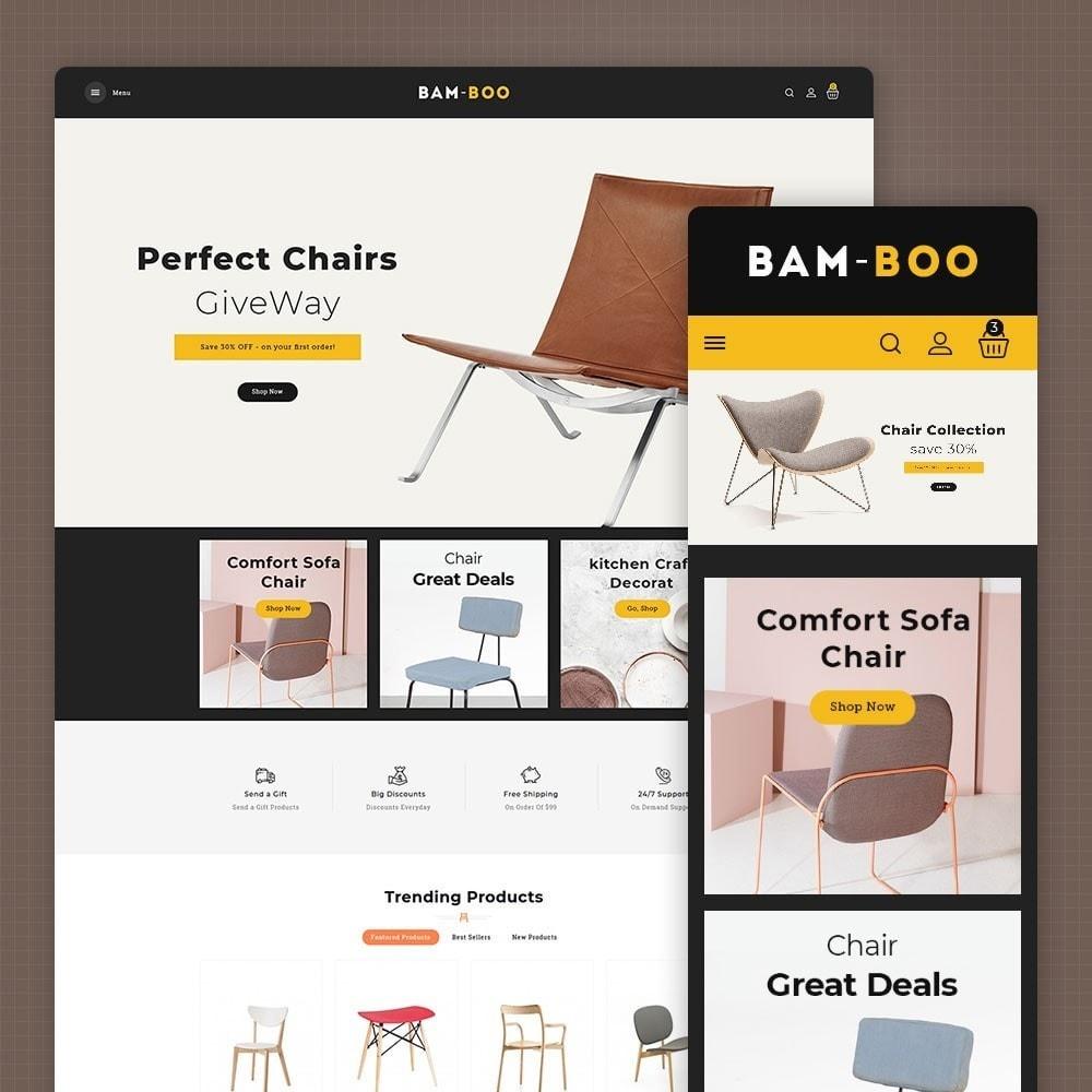 theme - Casa & Giardino - Bamboo - Furniture & Decoration - 1
