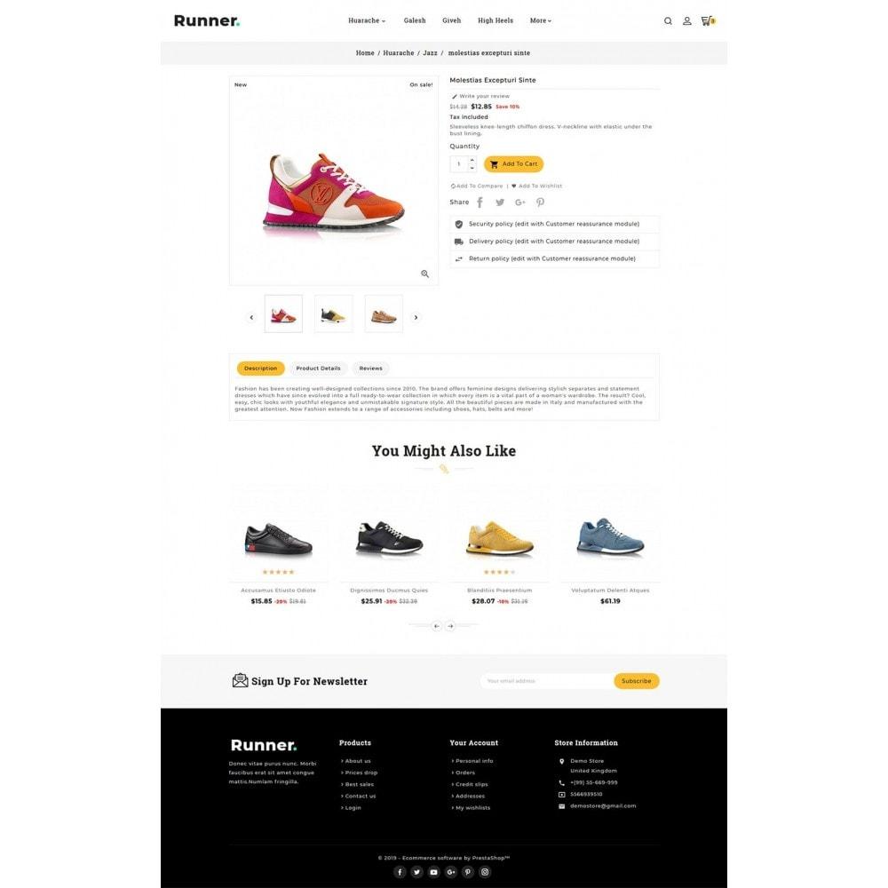 theme - Sport, Activiteiten & Reizen - Runner - Sports Shoes & Footwear - 5