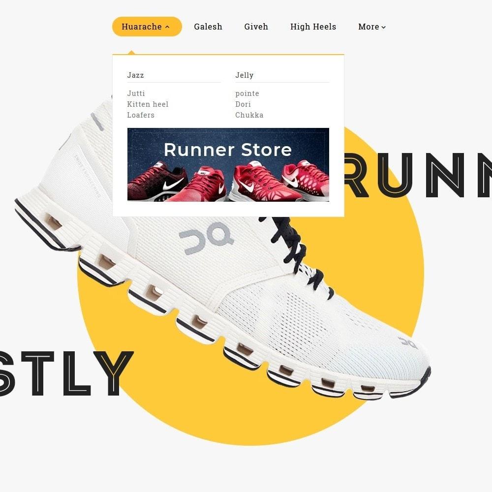 theme - Sport, Activiteiten & Reizen - Runner - Sports Shoes & Footwear - 8