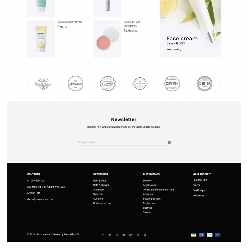 theme - Health & Beauty - Veriton Cosmetics - 4