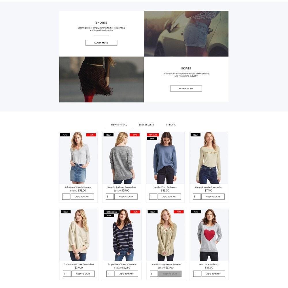 theme - Fashion & Shoes - New Wave Fashion Store - 3