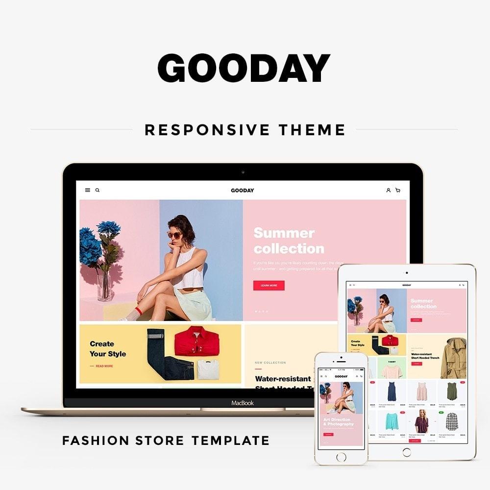 theme - Moda y Calzado - Gooday Fashion Store - 1